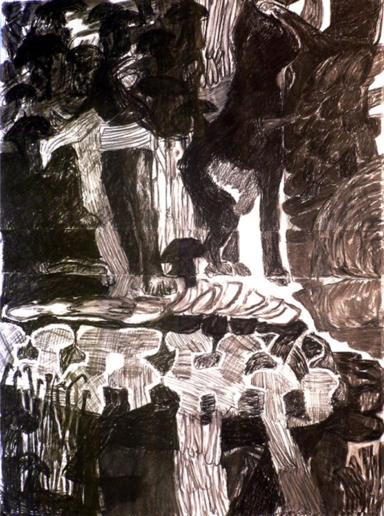 Kohle 7 Wald