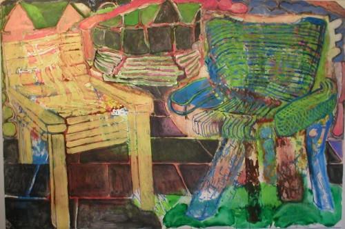 Hausstück-Garten 2